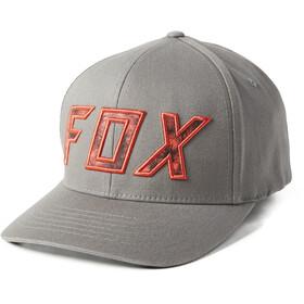 Fox Down N Dirty Flexfit Hat Men, pewter
